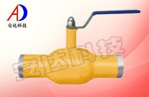标准全焊接球阀