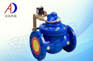 600X 水力电动控制阀